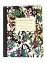 Rk国际花卉大理石合成笔记本,供学校使用