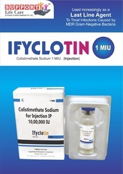 Colistimethate Sodium 1 MIU