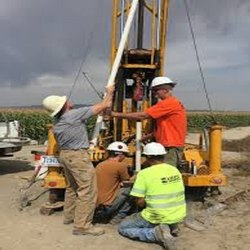 DRILLING & MONITORING WELL INSTALLATION