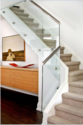Stainless Steel Design Glass Handrail