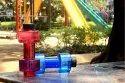 Dumbbell Shaped Water Bottle
