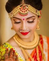 Bridal Make Up Services Bridal Makeup Services In India