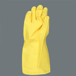 Latex Safety Gloves