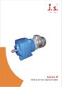 Inline Helical Gear Motor