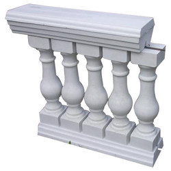 3D Concrete Baluster