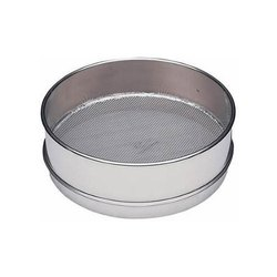Stainless Steel SS Sieves, For Sand, Soil And Flour Sieve