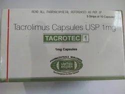 TACROTEC 1MG CAP