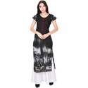Katlly Casual Abstract Women's Kurti