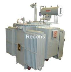 Three Phase 100 KVA Full Sealed Power Transformer