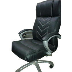 Leather Seat Office Boss Chair