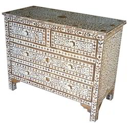 more photos 255f8 52a65 Decorative Inlay Chest Drawer