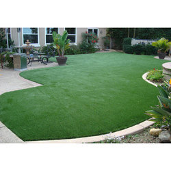 Green Artificial Synthetic Grass