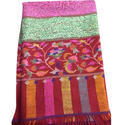 Pashmina (Cashmere) Towel Kani Border Scarves
