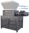 Printing Press Paper Shredder
