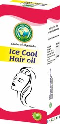 Ice Cool Hair Oil