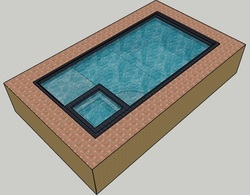 Precast Swimming Pool Tank