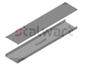 Covered Perforated Cable Tray