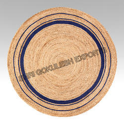 Braided Jute Round Rugs