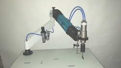 Flex Arm Pneumatic Tapping  Machine