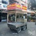 Snack Foods Cart
