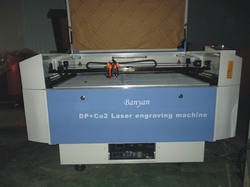 DP Cum CO2 Laser Machine