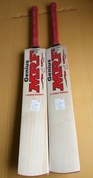 MRF  Genius (x) Ltd Edition Grade 1 English Willow Cricket Bat