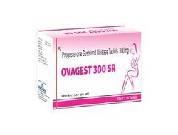 Progesterone 100/200/300/400 Mg SR Tablet/Cap