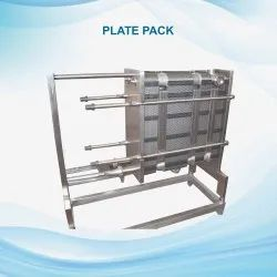 Plate Packs for Pasteurizer