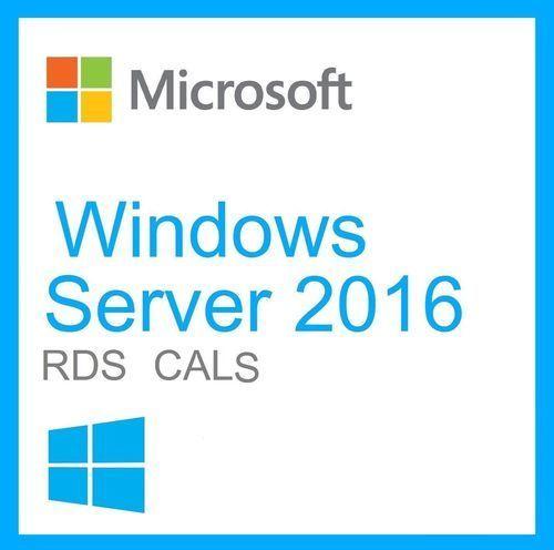 Windows Server 2016 R2 Remote Desktop Services Rds 20 User Cal Key
