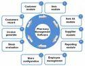 Webclubs Infotech Offline Pharmacy Management Software, For Windows