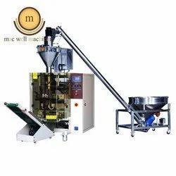 Collar Type Auger Filler Packing Machine