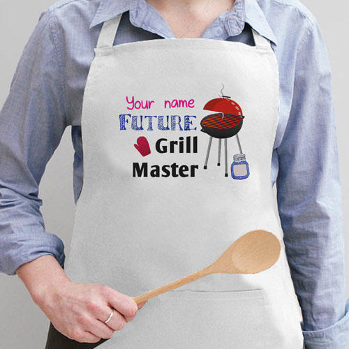 Personalize Apron For Brother