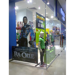 Window Display Stands
