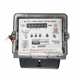 FMCS Certification For Ac Static Watt hour Meters