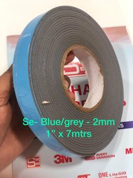 Blue Double Sided Foam Tapes