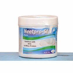 Neetpro Whey Sugar Free Protein Powder, Packaging Type: Bucket