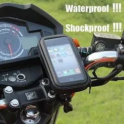 Waterproof Bike Mobile Holder