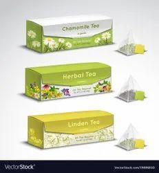 Tea Bags Packaging Boxes
