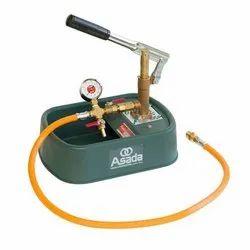 Asada Hand Operated Pressure Test Pump TP50E