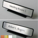 Table Top Name Plate