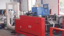 Paper Rope Handle  Making Machine