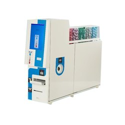 Automatic Blood Collection Tube Labeler