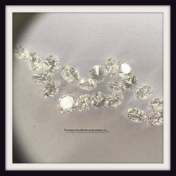 0.8-1.2mm GHI VS-SI Polished CVD Lab Grown Diamonds