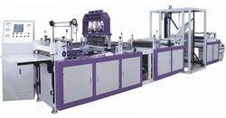 Fully Automatic Non Woven U Cut Bag Making Machine