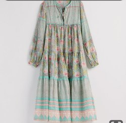 Cotton Printed Traditional Indian Garments, Y