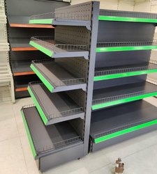 Supermarket End Rack