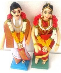 Decorated Wedding Doll Iyer