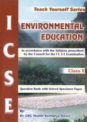 I C S E Environmental Education