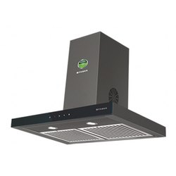 Faber Stilux 3D Bk Kitchen Chimney