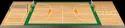 Basketball Court Sports Wooden  Flooring